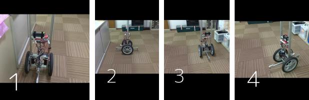 倒立ロボット
