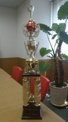 1991年第12回全日本優勝トロフィー
