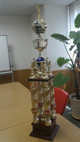 1989年第10回全日本優勝トロフィー