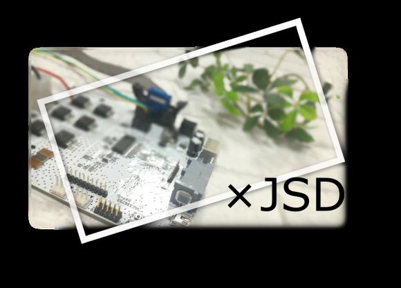 基板イメージ画像 ×JSD