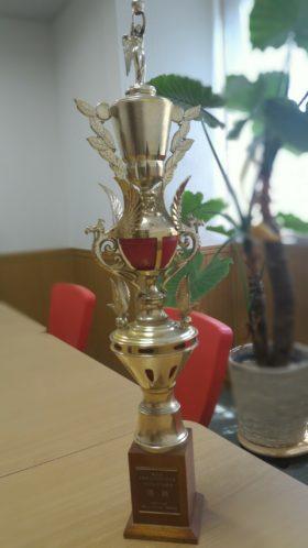 1987年第8回全日本優勝トロフィー
