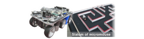 マイクロマウスのイメージ