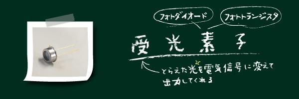 【用語解説】受光素子(Photodetector)