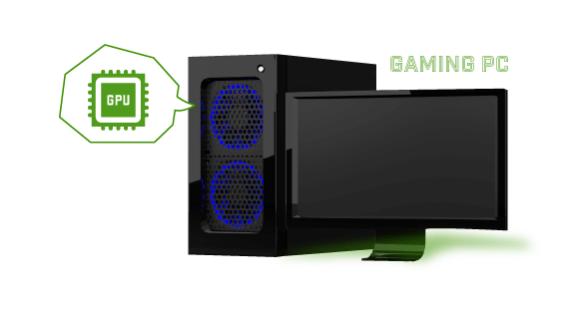 ゲーミングPCのイメージ