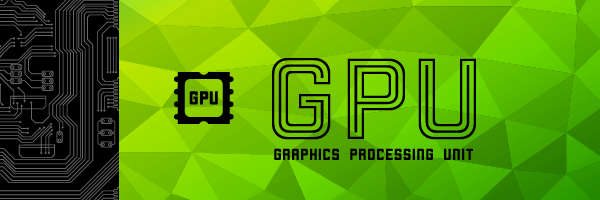 【用語解説】GPU(Graphics Processing Unit)