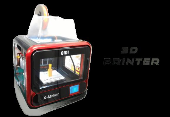 3Dプリンターの写真 外観写真