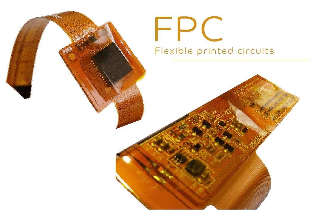 【2.フレキシブル基板(FPC:Flexible printed circuits)】
